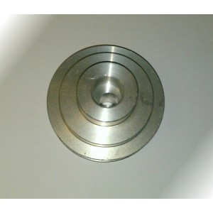 Pump Shaft Pulley 2 1/4''